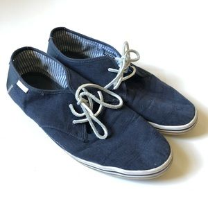 Aldo navy sneakers/ M10.5